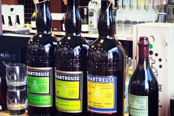 Spiritieux Hyperboisson à Dijon Whisky Rhum Digestif