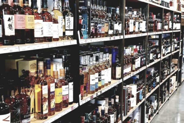 Rayon Whisky Hyperboissons de Dijon